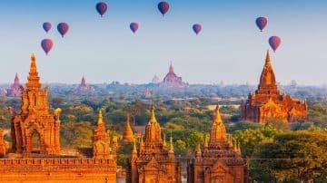 เมืองพุกาม